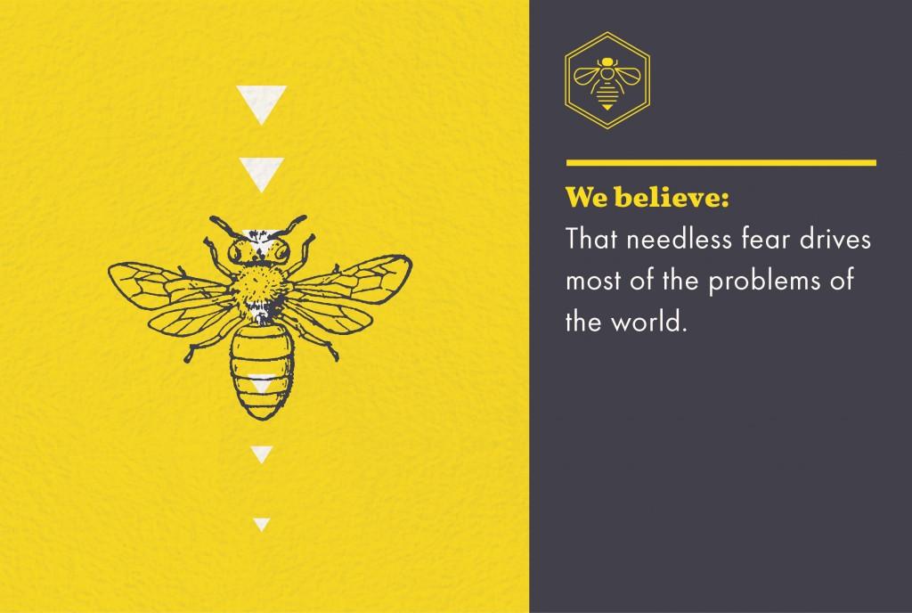 Honeybee Belief-fear
