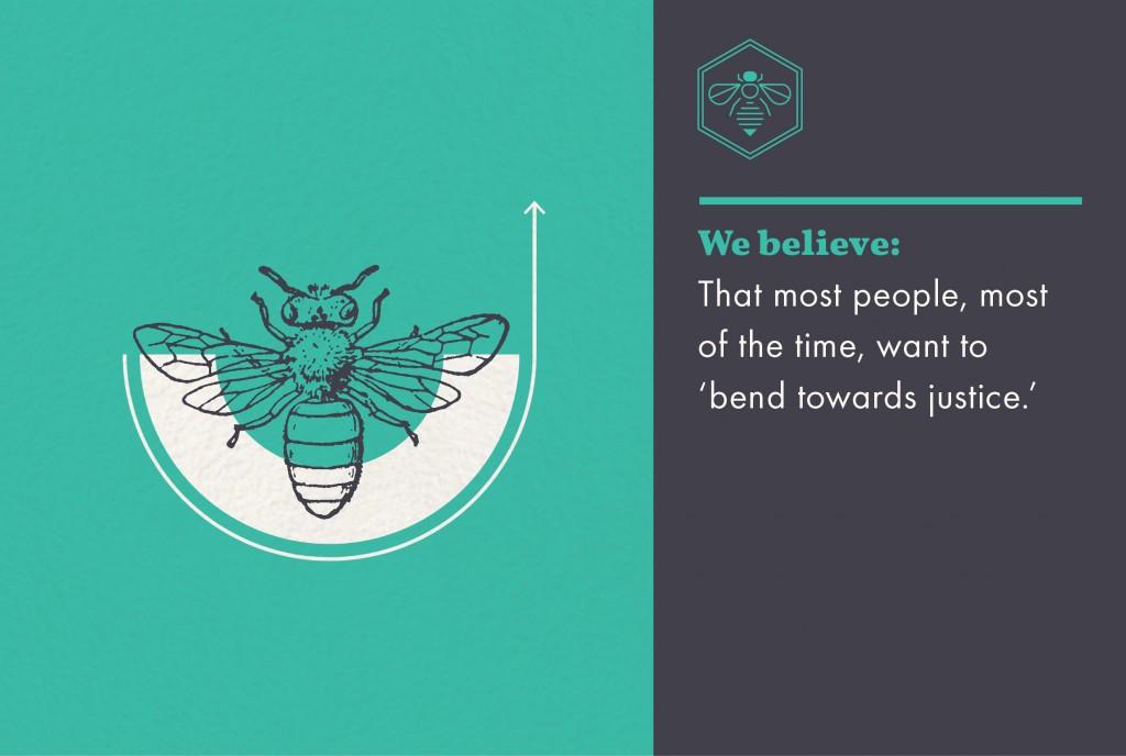 Honeybee Belief - justice