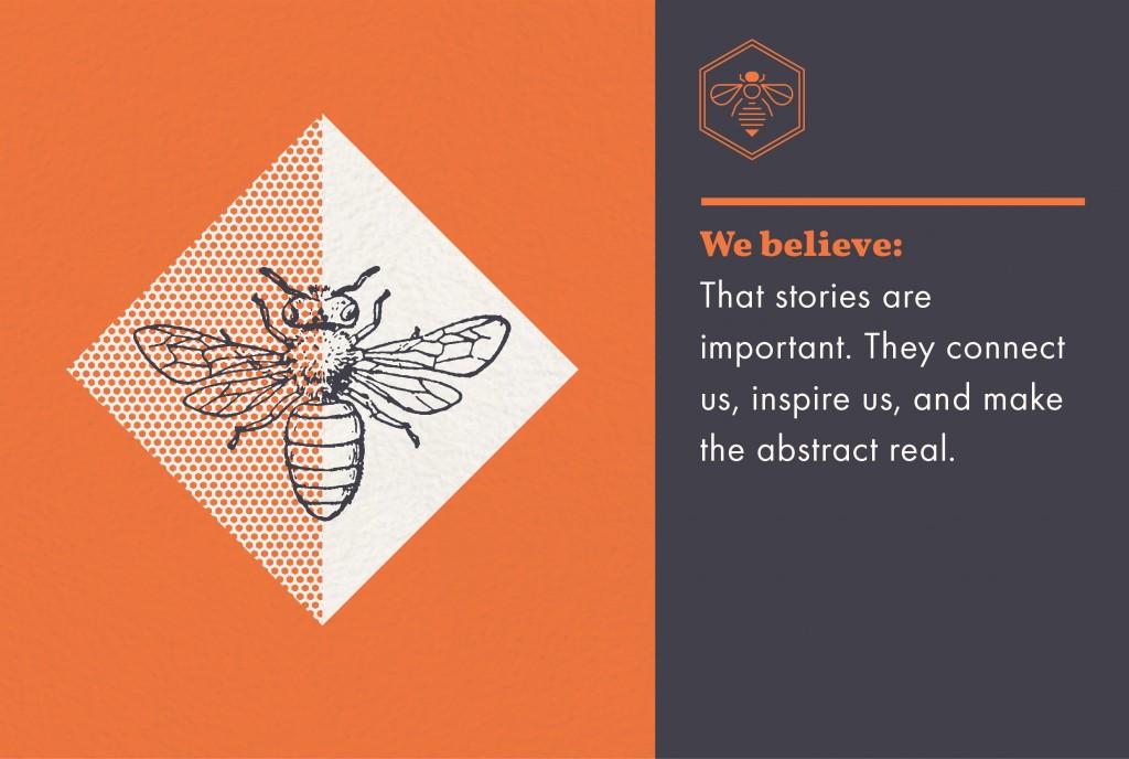Honeybee Belief - stories